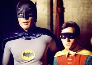 Adam West and Burt Ward to voice animated 'Batman' movie