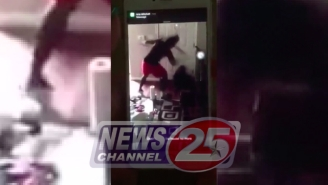 A Baylor Football Player Was Caught Beating His Dog With A Belt In A Sickening Video