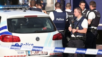 ISIS Claims Responsibilty For A Machete Attack On Police In Belgium