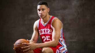 The Incoming Class Of NBA Rookies Isn't Very High On No. 1 Pick Ben Simmons