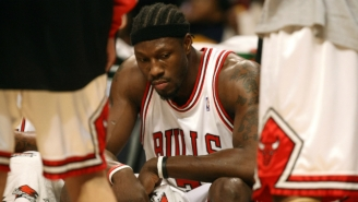 Remembering The Time Ben Wallace Was Benched Twice By Scott Skiles For Wearing A Headband
