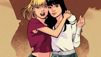 Exclusive: We asked Betty & Veronica's writer Adam Hughes about ditching cheesecake
