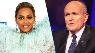 Rudy Giuliani Watched Beyonce's VMA Performance And Somehow Made It About Him