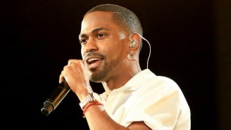Big Sean's Finishing Up His New Album With The Help Of Two Rap Legends