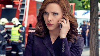 Black Widow's childhood was more messed up than we thought, according to 'Civil War' novel