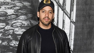 David Blaine Reportedly Grossed People Out By Swallowing A Live Frog At An Elite Google Conference