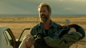 'Blood Father' Is A Gourmet Cheeseburger Starring Mel Gibson As A Grizzled Tattoo Artist