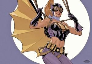 'DC Bombshells' creators used their Annual to make Batgirl a vampire and Killer Croc a sex symbol