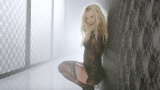 Britney Spears Fans Have Started A Petition To Get The Original 'Make Me' Video Released