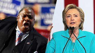 Controversial Trump Spiritual Advisor Mark Burns Apologizes For Tweeting Images Of Hillary In Blackface