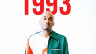 Caleborate Shows Growth On His '1993' Project, By Reflecting On The Past