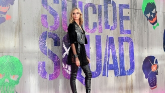 'Suicide Squad' Actress Cara Delevingne Calls The Film's Critics 'Absolutely Horrific'