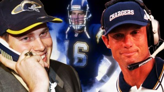 Spectacular Football Failures: Remembering The Cautionary Tale Of Ryan Leaf And The '00 Chargers