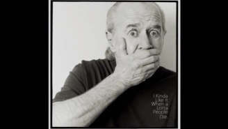 George Carlin Recorded A Bit Making Light Of Mass Tragedies The Day Before 9/11