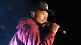 Chance The Rapper's 'Coloring Book' Is In Heavy Rotation At The White House