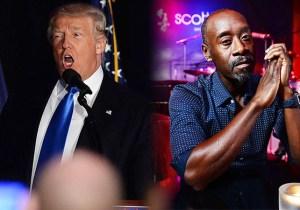 Don Cheadle Calls Donald Trump A 'POS' After Trump's Controversial Dwyane Wade Tweet