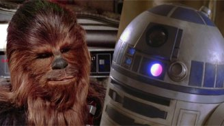 Chewbacca Himself, Peter Mayhew, Shares A Heartfelt Tribute To Kenny Baker
