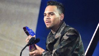 Chris Brown Released From Jail On $250K Bail After A Day-Long Standoff With Police