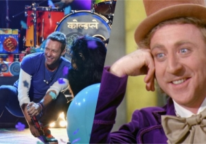 Coldplay And Oberhofer's Versions Of 'Pure Imagination' Honor The Late, Great Gene Wilder