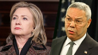 Hillary Clinton Told The FBI That Colin Powell Advised Her To Use Private Email