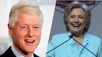 Bill Clinton Calls The FBI's Assessment Of Hillary's Email Controversy 'A Load Of Bull'