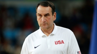 Mike Krzyzewski Never Thought He'd Get The Chance To Be Head Coach Of Team USA