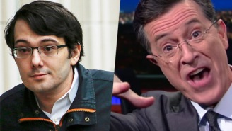 Stephen Colbert Puts Martin Shkreli In The Corner With One Solid Tweet