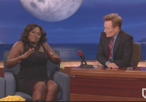 Danielle Brooks Shows Off Her (Dirty Sounding) Beatboxing Skills On 'Conan'