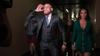 Conor McGregor Has Respect For CM Punk, Unlike All Those Other 'WWE P**sies'