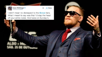 WWE Superstars Took Conor McGregor To The Woodshed In Response To His 'Apology'