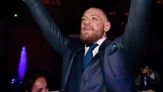 Conor McGregor's Suit Budget Could Fund More Than A Few UFC Prelim Bouts