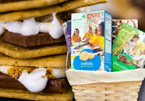 The Girl Scouts Have Just Announced S'mores Cookies Because They're Absolutely Trying To Ruin Your Life