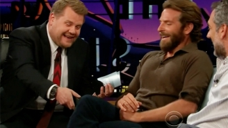 Bradley Cooper Is Ready And Willing To Be Tased On Late-Night TV