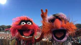 """Watch the Muppets play a """"live"""" 20-minute set in San Francisco"""