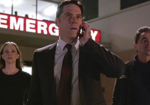 CBS Has Fired 'Criminal Minds' Star Thomas Gibson For Kicking One Of The Show's Writers