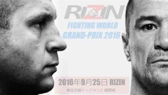 A Rematch Of The Greatest PRIDE Fight Ever Could Be Happening At This Year's Rizin Grand Prix
