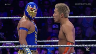 Returning Cruiserweight Classic Wrestlers Are Booked For The First Episode Of '205 Live'