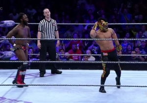 The Best And Worst Of WWE Cruiserweight Classic, Week 7: We Can Dance If We Want To