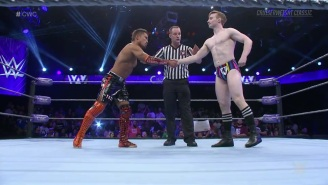 WWE Announces There Will Be A New, Weekly Cruiserweight Show