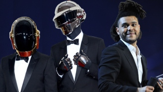 A Collaboration Between Daft Punk And The Weeknd Is In The Works