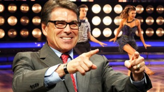 Rick Perry Will Try To Dance Into Our Hearts On The Next Season Of 'Dancing With The Stars'