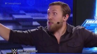 Daniel Bryan Recounts The Time His 'Entire' Genitals Fell Out During A Match