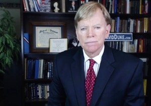 David Duke's Robocall Urges Voters To Save America By Stopping Immigration And Voting Trump