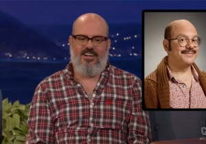 David Cross Had To Fight To Keep His Mustache Before Shooting 'Arrested Development'