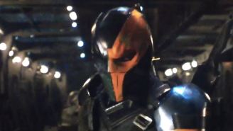 Ben Affleck teases a film future for Deathstroke