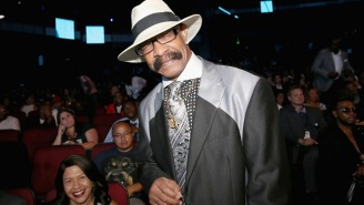 Drake's Dad Has A New Music Video To Fill All Your Slow Jam And Dry Ice Needs