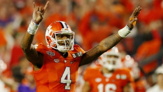 DeShaun Watson Wants People To Stop Using The Code Word 'Dual-Threat' To Stereotype Black QBs