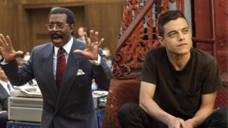 'The People v. OJ Simpson' And 'Mr. Robot' Won A Bunch Of Television Critics Association Awards