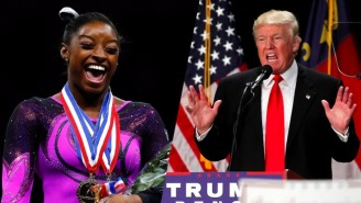 Enjoy All The American Gold Medalists' Ceremonies Set To Donald Trump Saying 'We Don't Win Anymore'