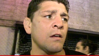 Nick Diaz Was Jumped By Four Guys Outside A Las Vegas Nightclub On Wednesday Morning